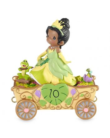 10th Birthday Tiana Disney Bayou Princess Parade Figurine by Precious Moments