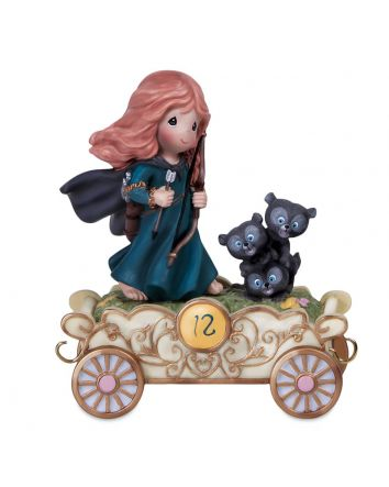 12th Birthday Merida Disney Parade Figurine by Precious Moments