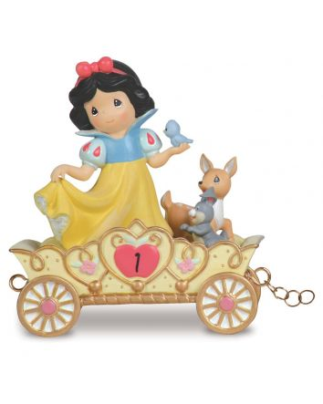 1st Birthday Snow White Figurine Disney Showcase Collection by Precious Moments