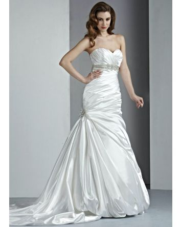 Unique wedding Gown By Davinci