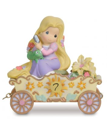 7th Birthday Rapunzel Figurine Disney Showcase Collection by Precious Moments