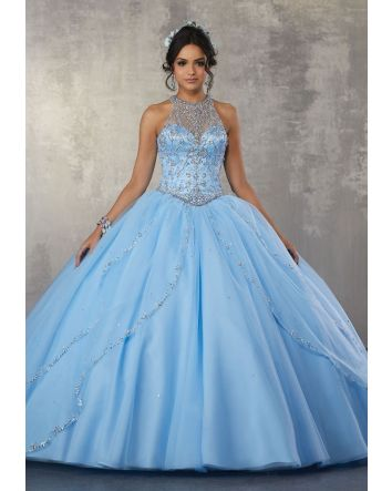 Princess Tulle Ballgown Morilee Collection