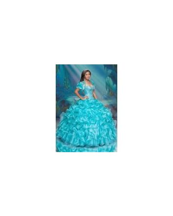 Ariel  2- Disney Princess Royal Ball Dress