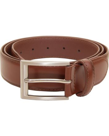 This Vangelo Men Classic Belt Gives You a Sophisticate Look for Everyday Wear to Work, Special Occasions, Uniforms, Business Meetings or Casual Wear
