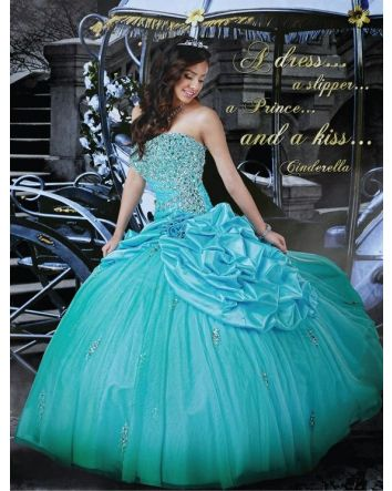 Cinderella - Disney Princess Royal Ball Dress