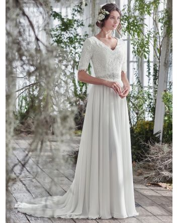 Lyliette Wedding Dress by Maggie Sottero