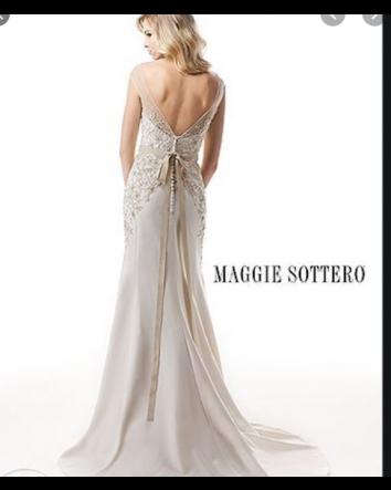 Clancy Magic wedding Gown